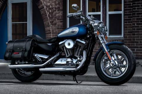 2017 Harley-Davidson 1200 Custom in Pittsfield, Massachusetts