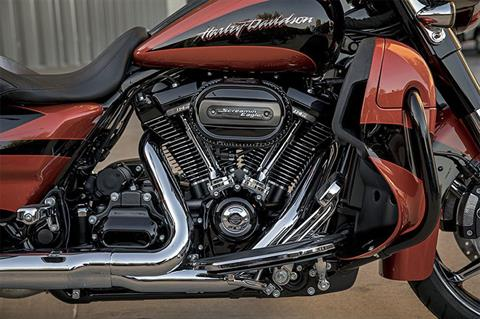 2017 Harley-Davidson CVO™ Street Glide® in Monroe, Michigan - Photo 7