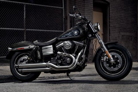 2017 Harley-Davidson Fat Bob in Mentor, Ohio