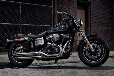 2017 Harley-Davidson Fat Bob in Waterford, Michigan