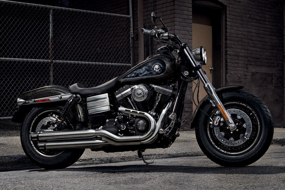 2017 Harley-Davidson Fat Bob in Galeton, Pennsylvania