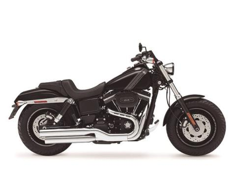 2017 Harley-Davidson Fat Bob in Pittsfield, Massachusetts