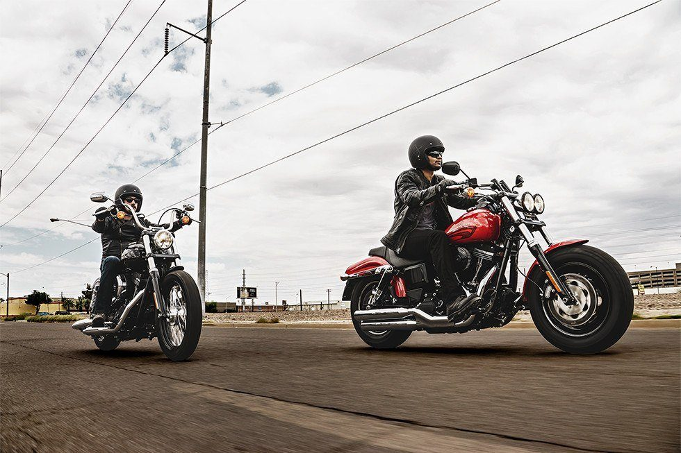 2017 Harley-Davidson Fat Bob in Osceola, Iowa