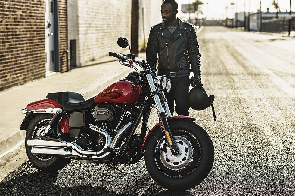 2017 Harley-Davidson Fat Bob in Marquette, Michigan