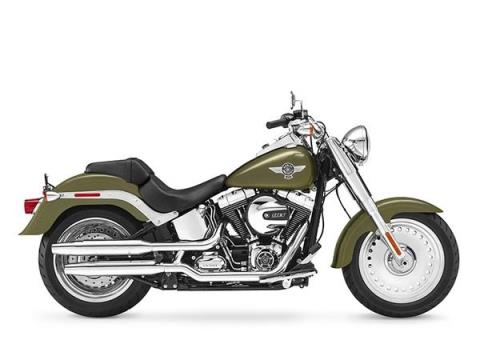 2017 Harley-Davidson Fat Boy® in Fort Wayne, Indiana