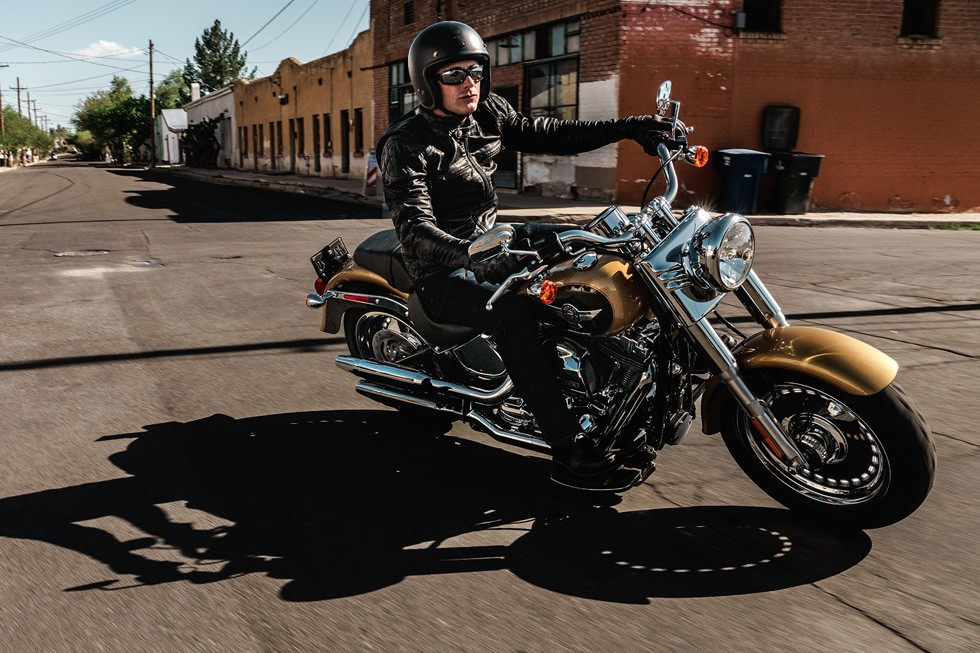 2017 Harley-Davidson Fat Boy® in Marquette, Michigan
