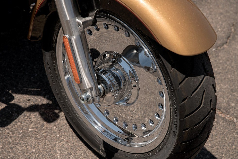 2017 Harley-Davidson Fat Boy® in Broadalbin, New York