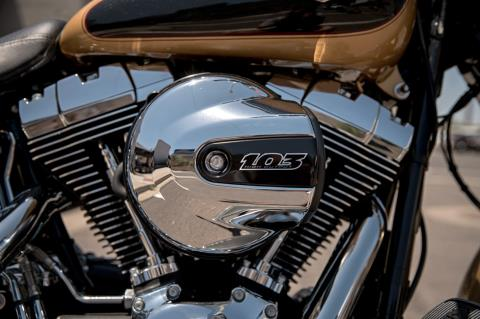 2017 Harley-Davidson Fat Boy® in Southaven, Mississippi