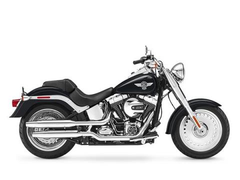 2017 Harley-Davidson Fat Boy® in Branford, Connecticut