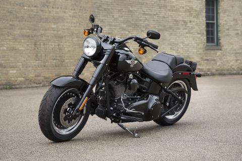 2017 Harley-Davidson Fat Boy® S in Broadalbin, New York