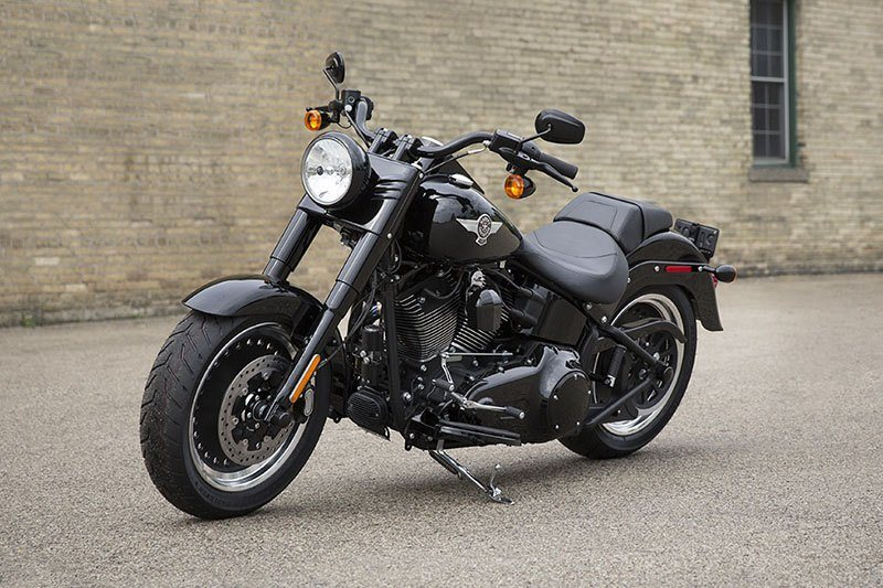 2017 Harley-Davidson Fat Boy® S in Pittsfield, Massachusetts