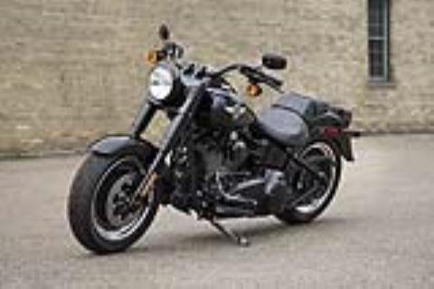 2017 Harley-Davidson Fat Boy® S in New York Mills, New York