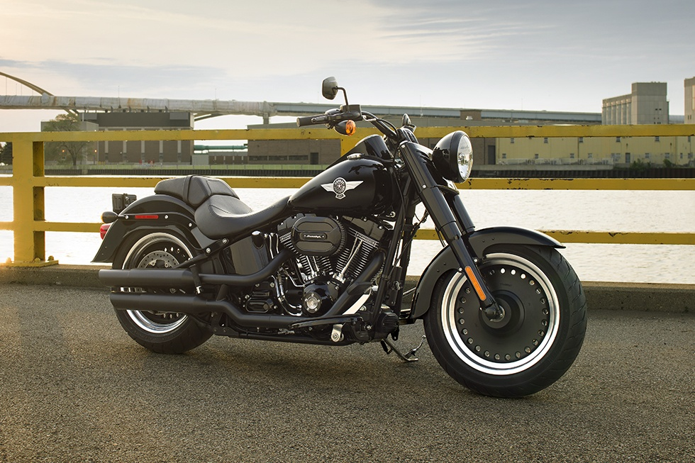 2017 Harley-Davidson Fat Boy® S in Greensburg, Pennsylvania