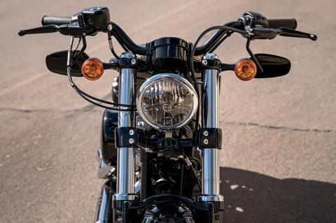 2017 Harley-Davidson Forty-Eight in Marquette, Michigan