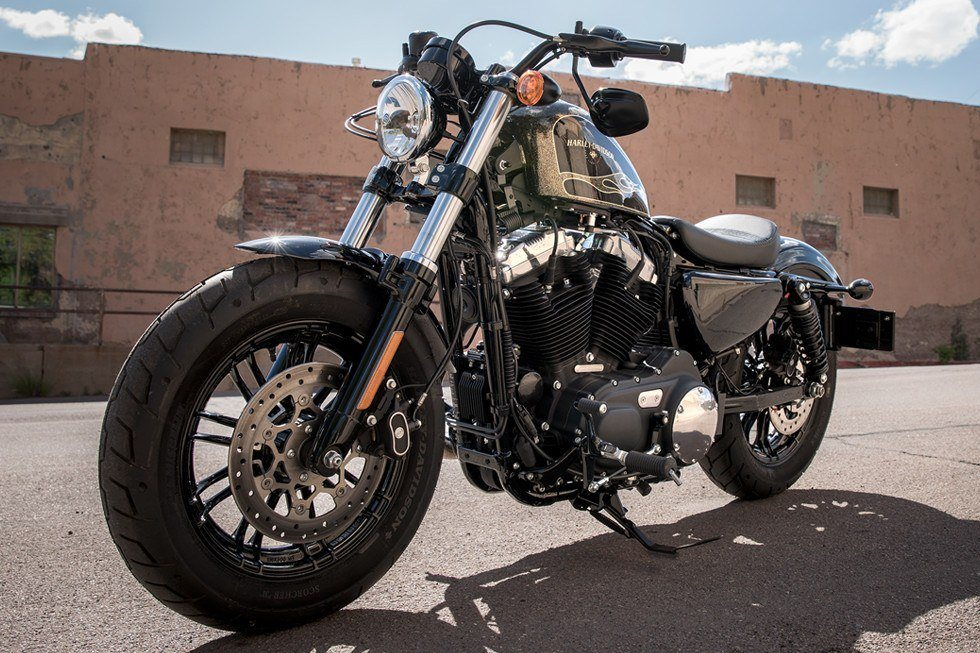 2017 Harley-Davidson Forty-Eight® in West Bridgewater, Massachusetts - Photo 17