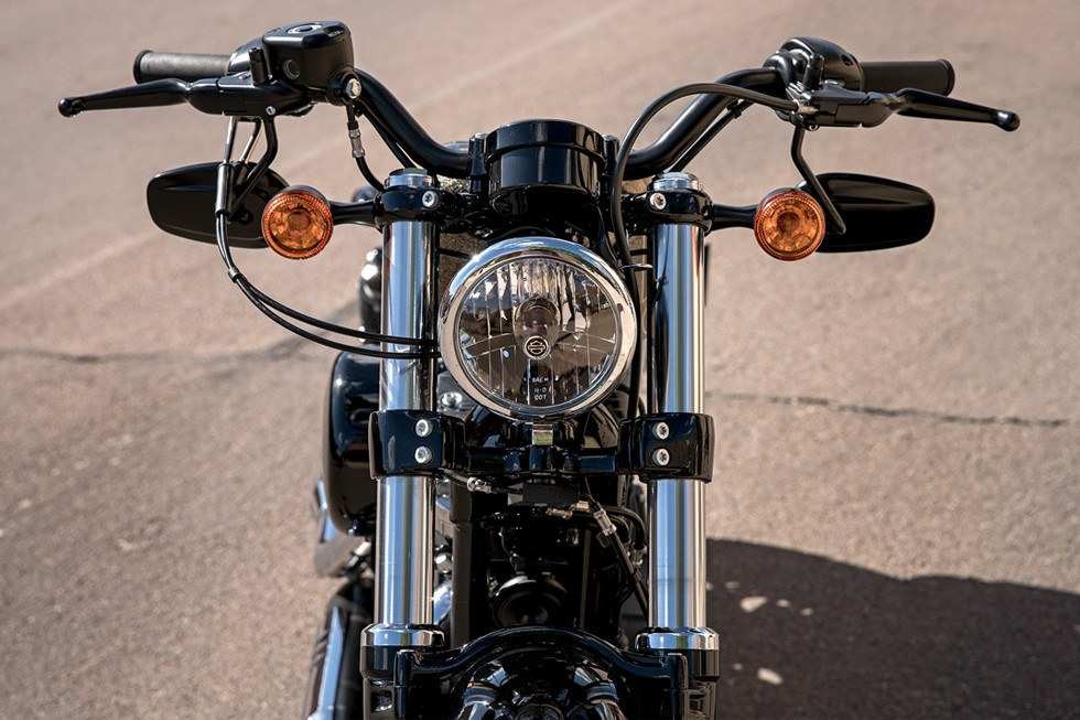 2017 Harley-Davidson Forty-Eight in Rochester, Minnesota