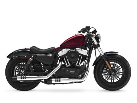 2017 Harley-Davidson Forty-Eight in Branford, Connecticut