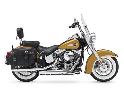 2017 Harley-Davidson Heritage Softail® Classic in Junction City, Kansas