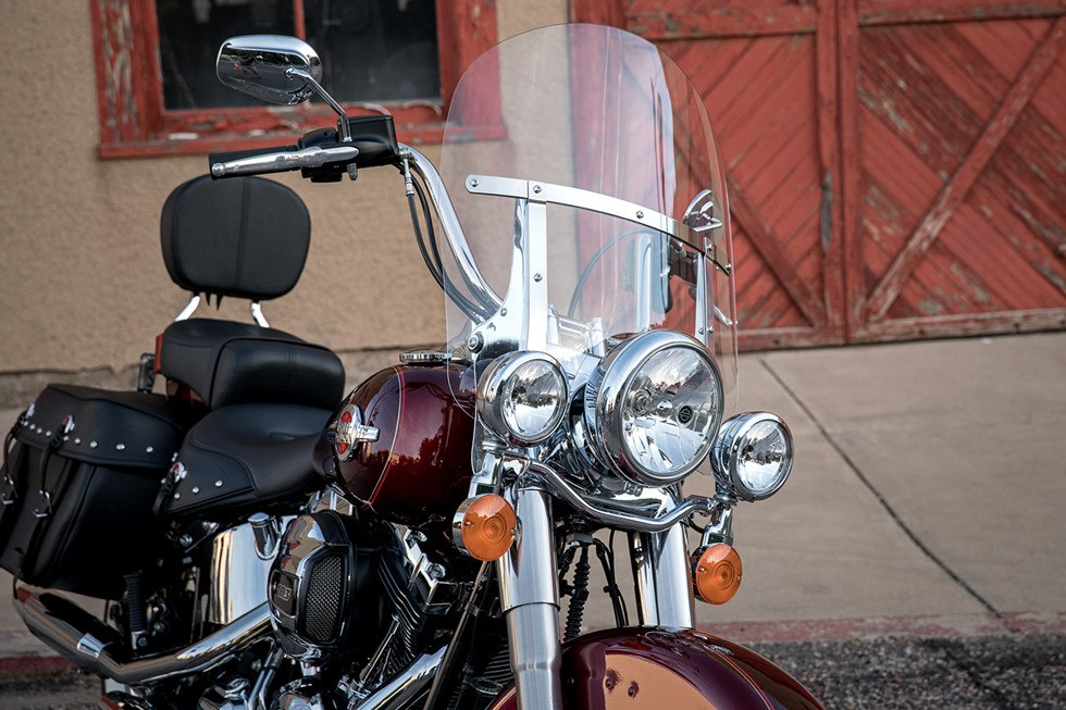 2017 Harley-Davidson Heritage Softail® Classic in Waterford, Michigan