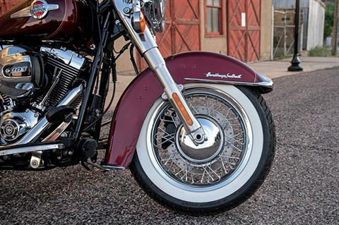 2017 Harley-Davidson Heritage Softail® Classic in Branford, Connecticut