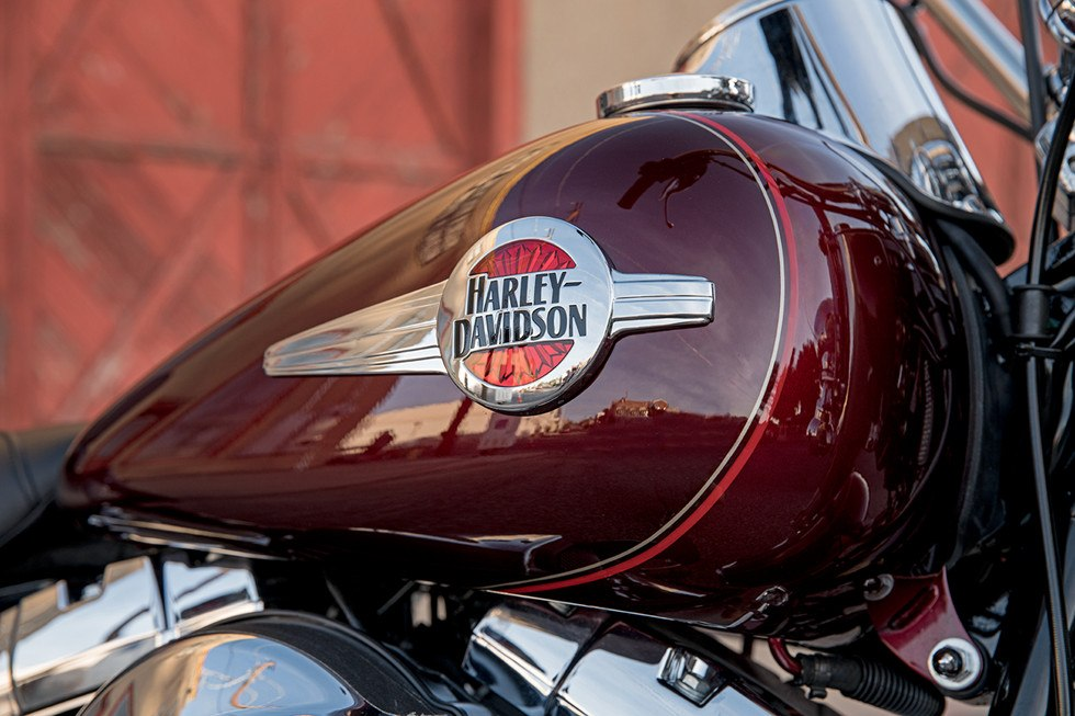 2017 Harley-Davidson Heritage Softail® Classic in Pittsfield, Massachusetts