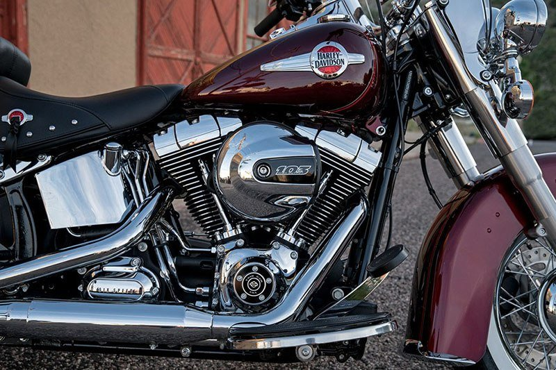 2017 Harley-Davidson Heritage Softail® Classic in Triadelphia, West Virginia - Photo 9