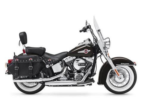 2017 Harley-Davidson Heritage Softail® Classic in Washington, Utah