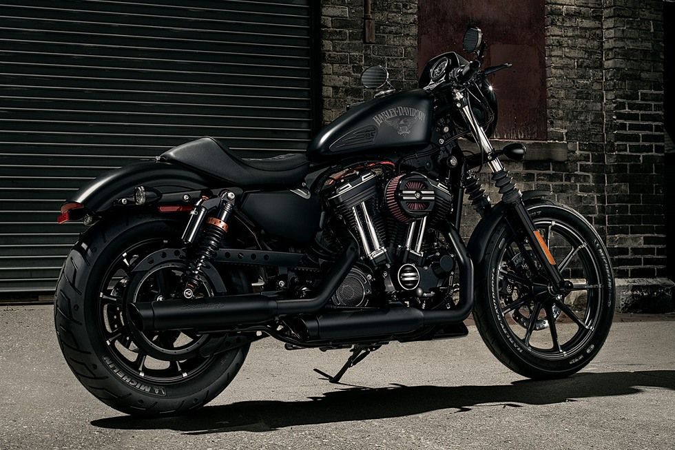 new 2017 harley-davidson iron 883™ motorcycles in new york mills
