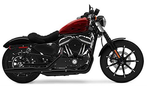 2017 Harley-Davidson Iron 883™ in Orlando, Florida - Photo 1