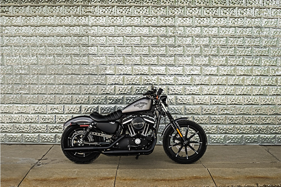 2017 Harley-Davidson Iron 883™ in Marquette, Michigan