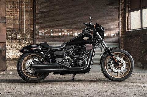 2017 Harley-Davidson Low Rider® S in Pittsfield, Massachusetts