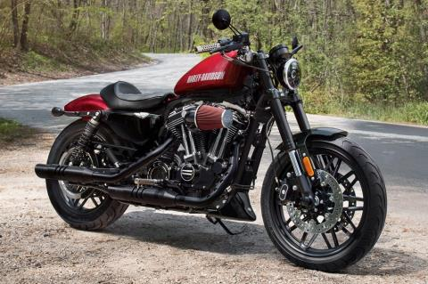 2017 Harley-Davidson Roadster in Mentor, Ohio
