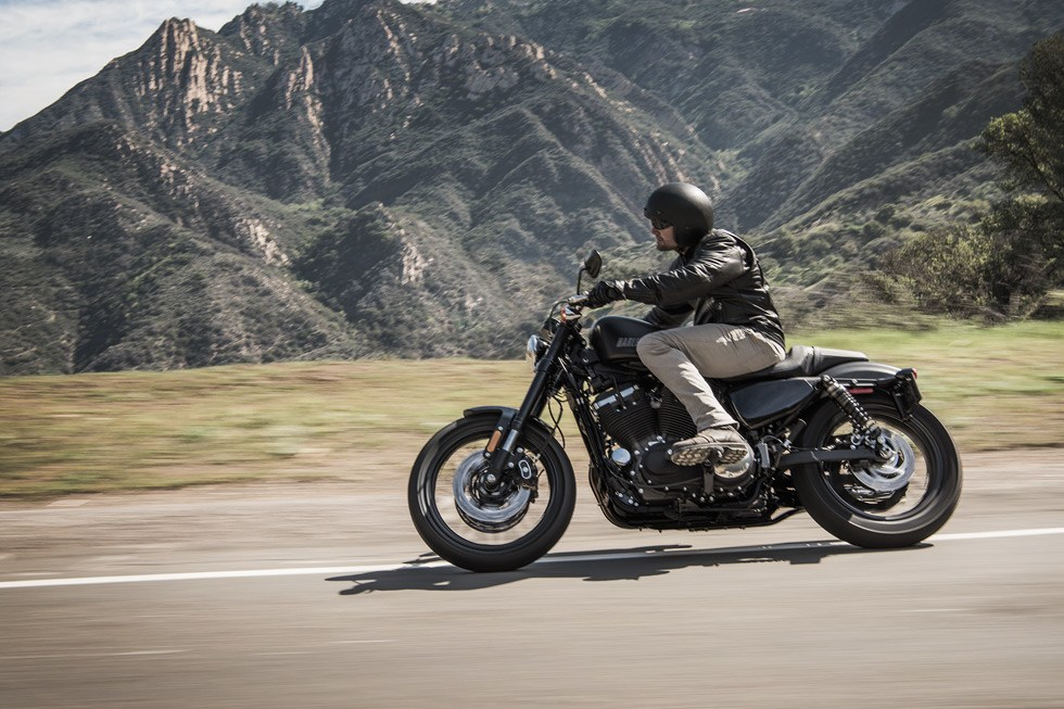 2017 Harley-Davidson Roadster in Erie, Pennsylvania