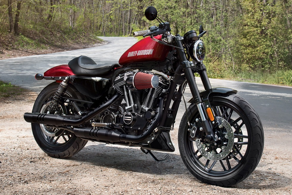 2017 Harley-Davidson Roadster in Marquette, Michigan