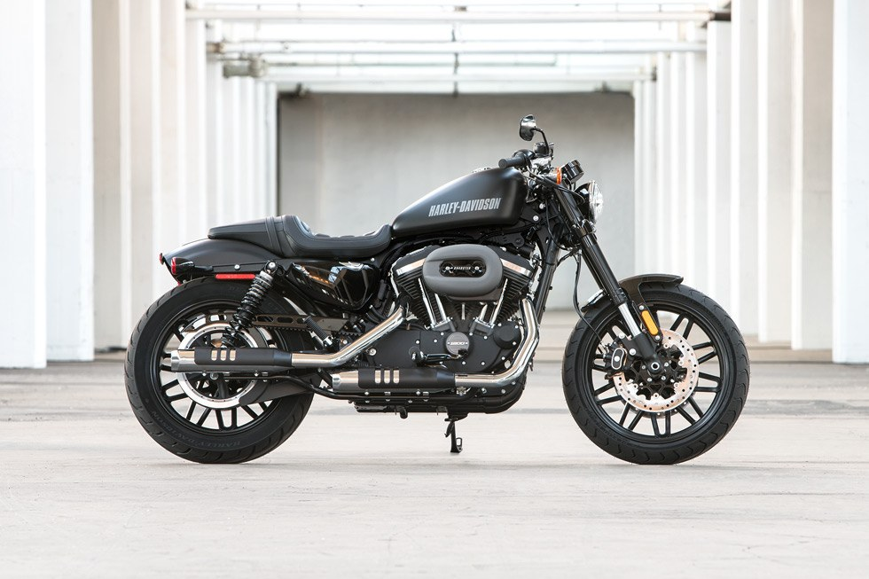 2017 Harley-Davidson Roadster in Montclair, California