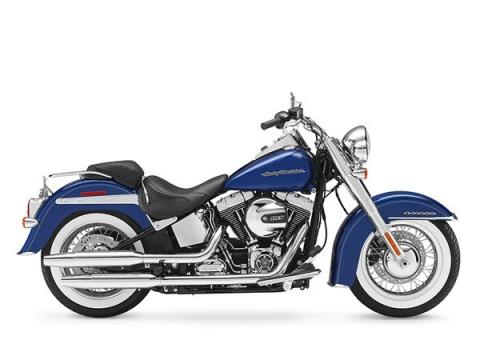 2017 Harley-Davidson Softail® Deluxe in Richmond, Indiana