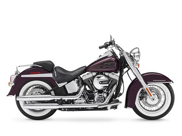 2017 Harley-Davidson Softail® Deluxe in South Charleston, West Virginia