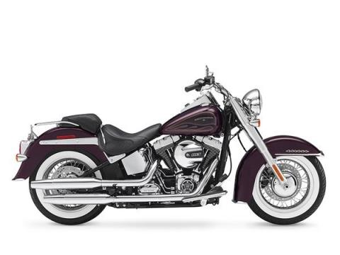 2017 Harley-Davidson Softail® Deluxe in Marquette, Michigan