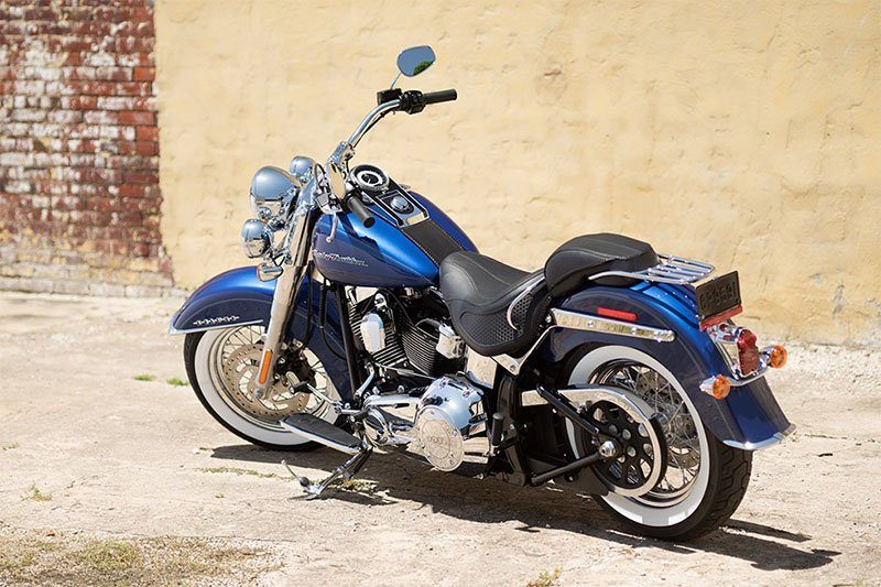 2017 Harley-Davidson Softail® Deluxe in Pittsfield, Massachusetts