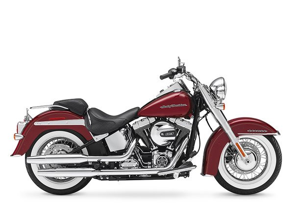 2017 Harley-Davidson Softail® Deluxe in Broadalbin, New York