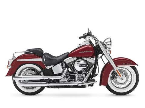 2017 Harley-Davidson Softail® Deluxe in Black River Falls, Wisconsin