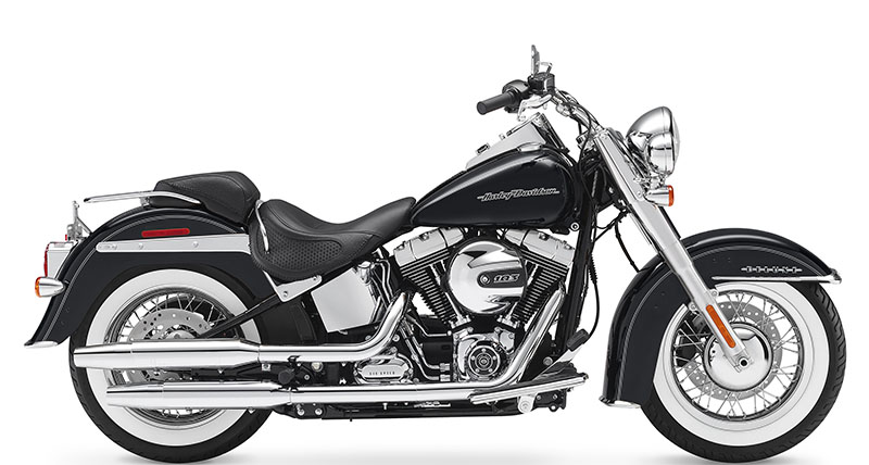 2017 Harley-Davidson Softail® Deluxe in Mentor, Ohio - Photo 1