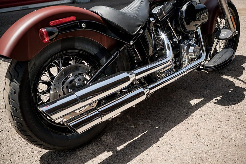 2017 Harley-Davidson Softail Slim® in Osceola, Iowa