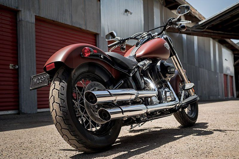 2017 Harley-Davidson Softail Slim® in Pittsfield, Massachusetts