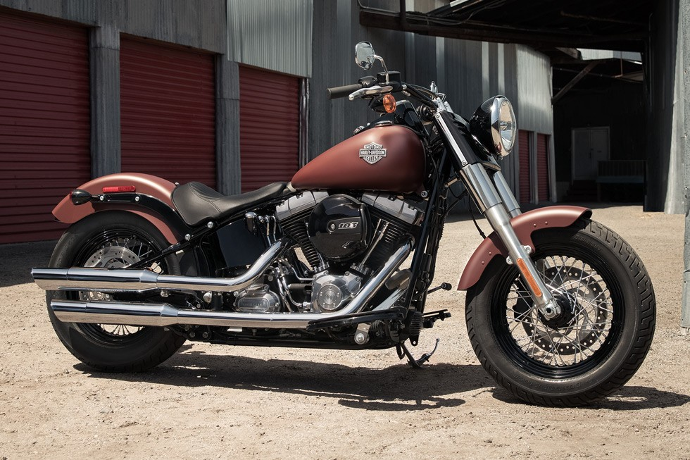 2017 Harley-Davidson Softail Slim® in Branford, Connecticut