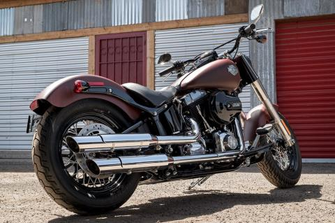 2017 Harley-Davidson Softail Slim® in Traverse City, Michigan