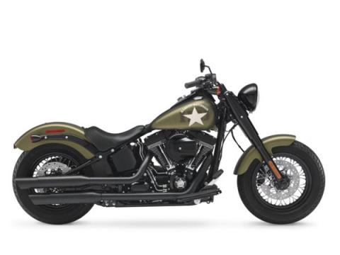 2017 Harley-Davidson Softail Slim® S in Gaithersburg, Maryland