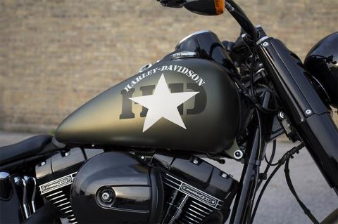 2017 Harley-Davidson Softail Slim® S in Pittsfield, Massachusetts