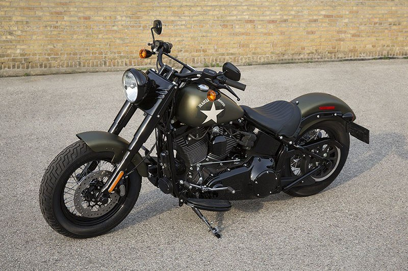 2017 Harley-Davidson Softail Slim® S in Hermon, Maine