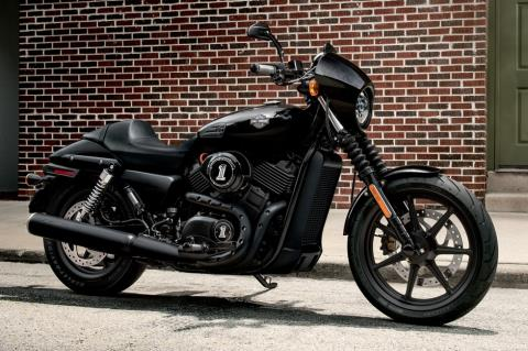 2017 Harley-Davidson Street® 500 in Pittsfield, Massachusetts